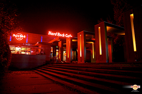 Ottocanali and Quattrocanali Add Power and Reliability to Bucharest's Hard Rock Café