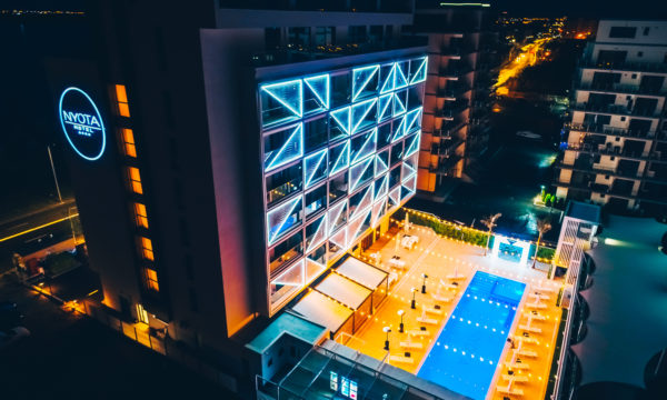 Nyota's five-star luxury hotel amplified by Ottocanali Series