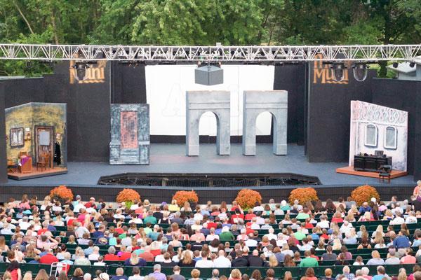 The Muni Amphitheater Selects Powersoft's Ottocanali, Duecanali Amplifier Platforms