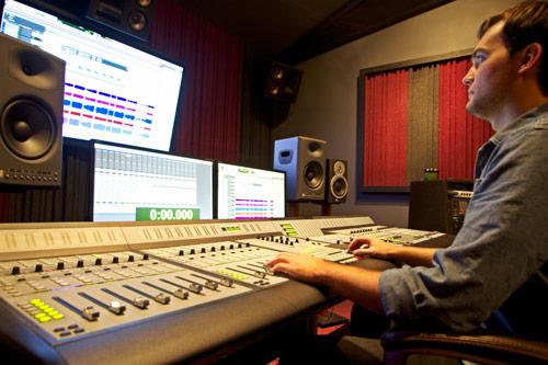 Tms Digital Cinema Installs Powersoft Ottocanali 1204 Amplifiers In New Digital Media Stu…