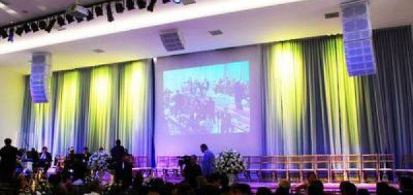 D-Cell504 modules installed at Igreja Vivend…