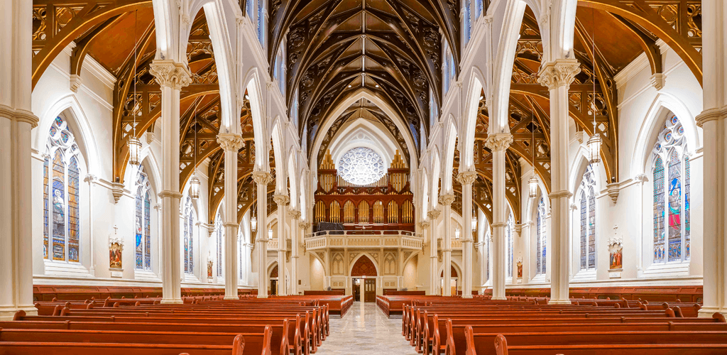 Cathedral of the Holy Cross Chooses Powersoft