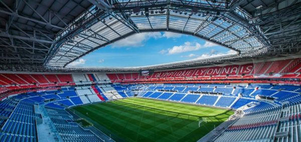 Powersoft at the Parc Olympique Lyonnais Stadium
