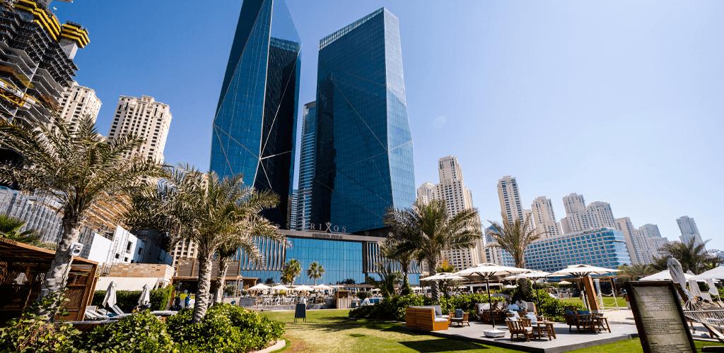 Powersoft upgrade for Rixos Dubai