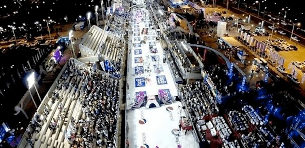 Main carnival celebration in Paraguay has Po…