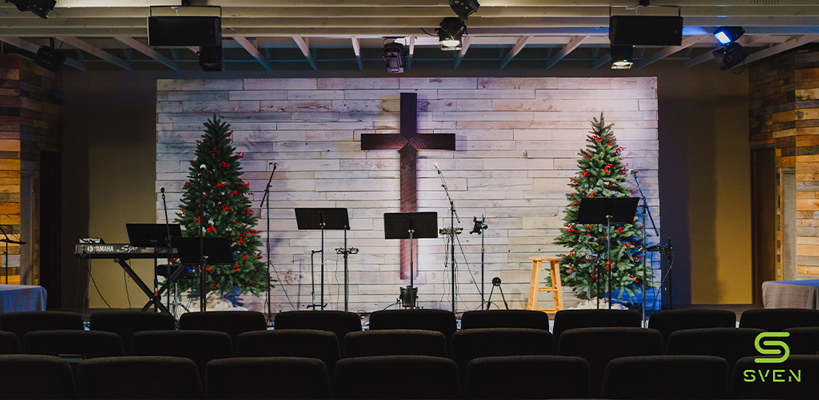 Powersoft Empowers the Faithful at Madison's…