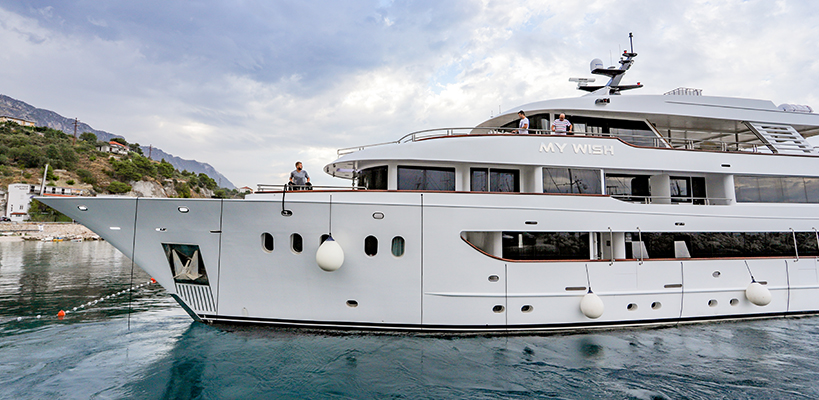 Powersoft for upcoming adriatic cruise ship