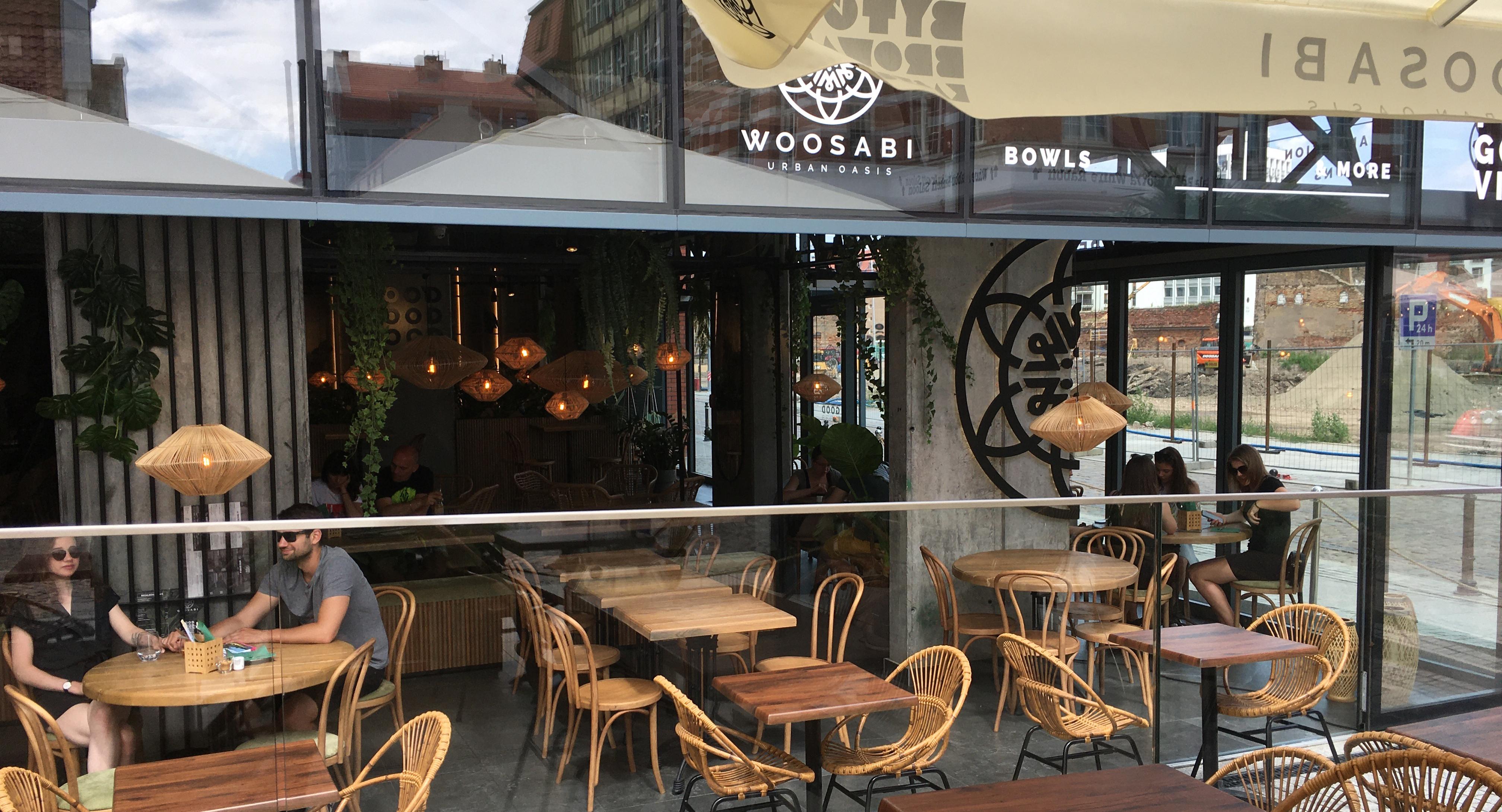 Gdańsk restaurant relies on mezzo backbone