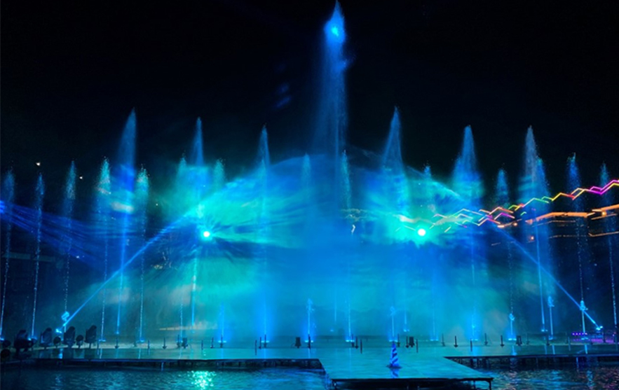 Chinese amusement park chooses Powersoft