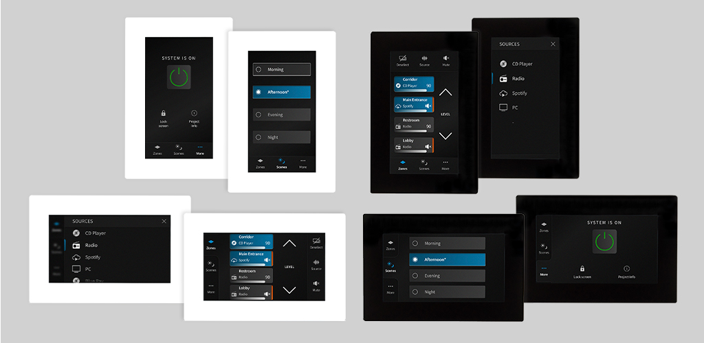 WM Touch - Full control at your fingertips